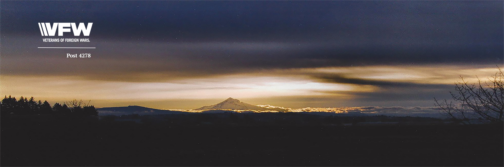 Photo of Mt. Hood in the Distance